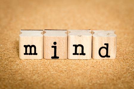 Mind - Alphabet Stamp Concepts