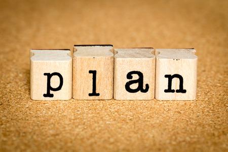 Plan - Alphabet Stamp Concepts
