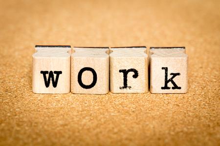 Work - Alphabet Stamp Concepts