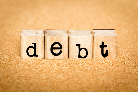 Debt - Alphabet Stamp Concepts