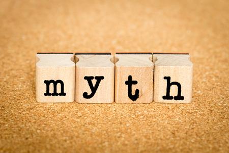 Myth - Alphabet Stamp Concepts