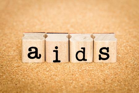 Aids - Alphabet Stamp Concepts