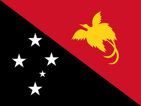 micronesia: Flag of Micronesia vector