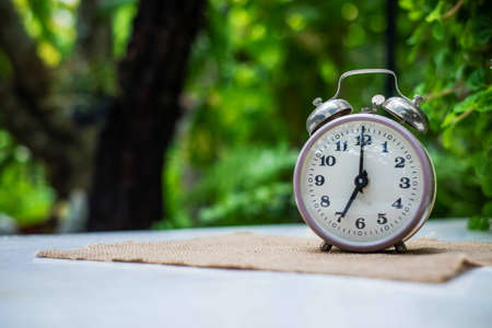 o'clock: 7 Oclock