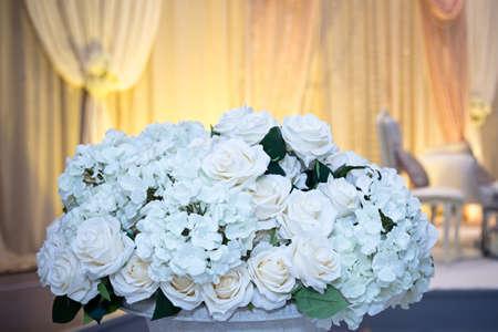 Centrepiece: Flowered centrepiece