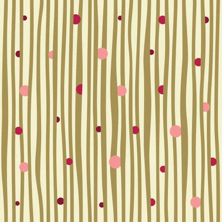 Vector seamless pattern. Geometric abstract background. Modern stylish texture,  template for cover design. Simple graphic print. Vintage wallpaper. Textile ornament.