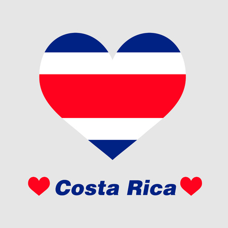 The heart of Costa Rica