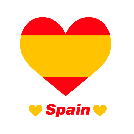 The heart of Spain