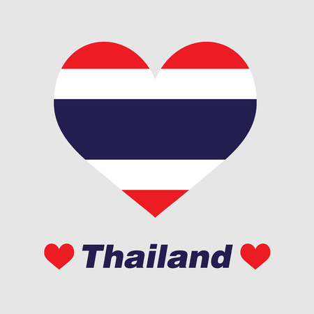 The heart of Thailand