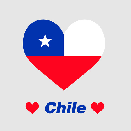The heart of Chile