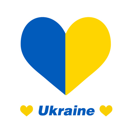 The heart of Ukraine