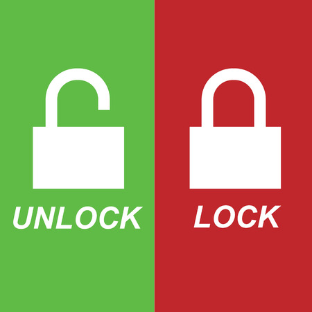 Concept of lock and unlock
