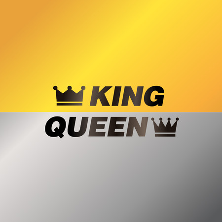 Concept of king and queen