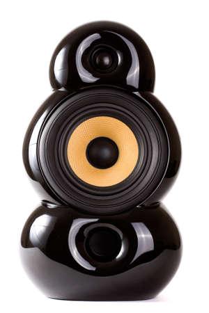 isolated design speaker Stock Photo - 8539582