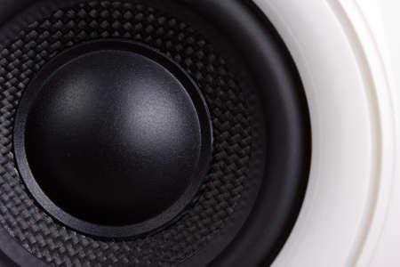 close up of speaker Stock Photo - 8540114