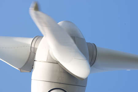 Close up van Windturbine Stock Photo - 12437764