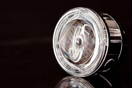 LED � lumi�re blanche pour v�lo