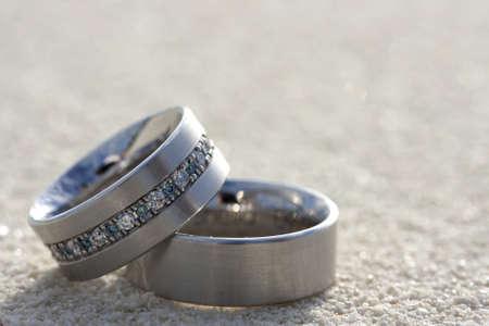 wedding vows: Wedding rings