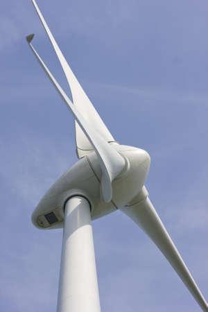 Windturbine in the Netherlands photo