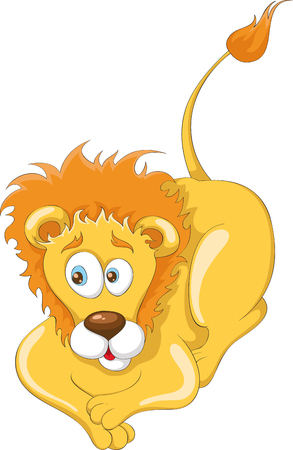lion Stock Vector - 8089006
