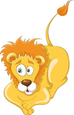 lion Stock Vector - 8089006