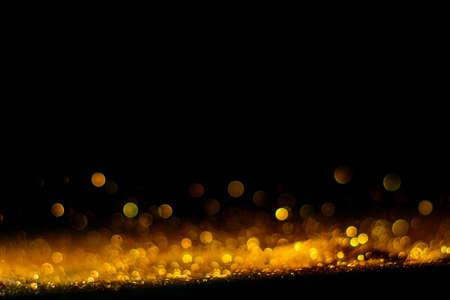 glitter vintage lights background. defocused Imagens - 122399777