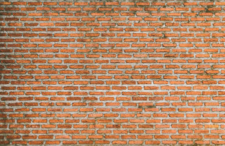 vintage Red brick wall background 版權商用圖片