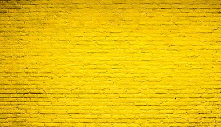 Old yellow Brick Wall. Tileable Texture 版權商用圖片