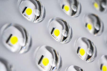 Light diodes for lighting. Energy saving lighting. Power saving. Led strips in lighting. Led lighting.