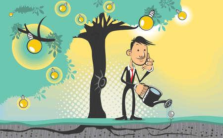 ideas tree