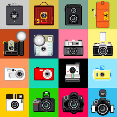 digital camera: History of Camera Illustration