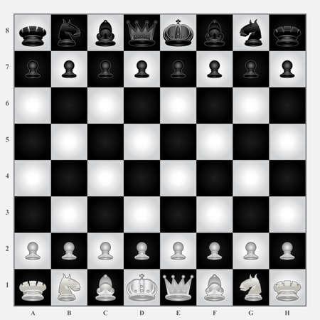 chess board: Chess Set