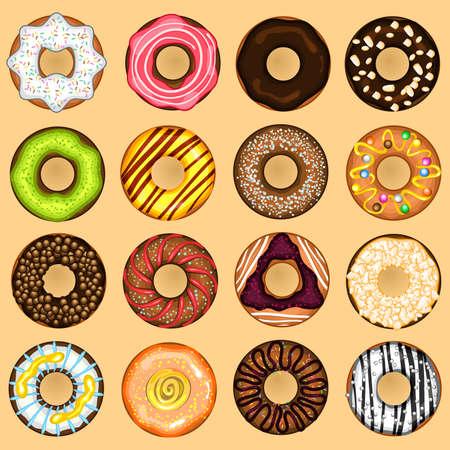 ドーナツ コレクション セット