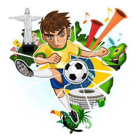브라질 축구