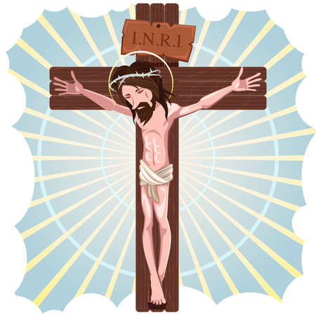 testaments: The Crucifixion of Jesus Christ