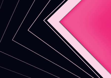 bilboard: abstract pink background. Vector illustration Illustration