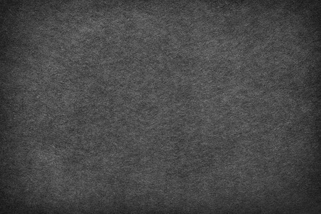 textura: fundo preto e branco abstrato baseado na textura de feltro naturais Banco de Imagens