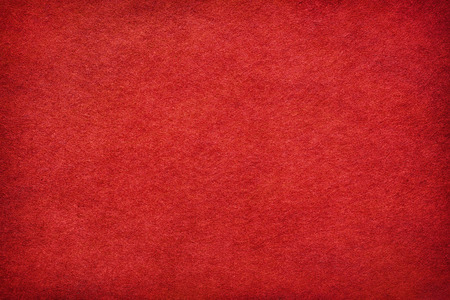 Abstract red background based on felt texture Stok Fotoğraf - 48794998