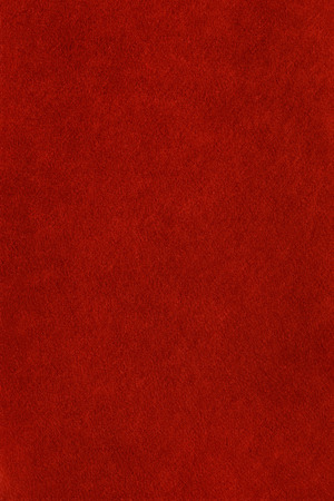 Red felt background based on natural texture