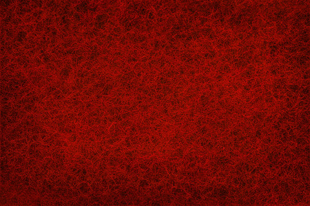 fuzzy: Red weed. Dark fuzzy abstract background with fur or thorny grass texture Stock Photo