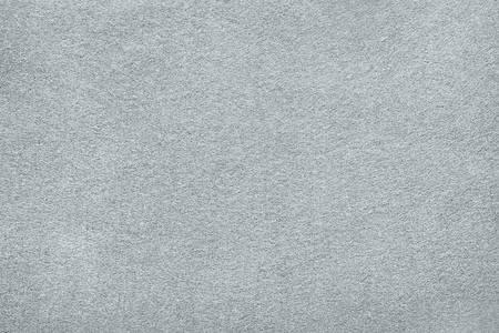 White or light gray felt background. Carpet, table surface or fabric texture Stok Fotoğraf