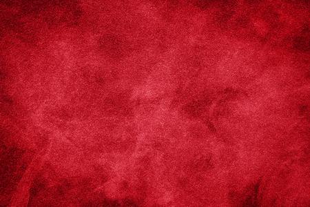 Rood abstract oppervlak met rookpatroon. Textuur en achtergrond Stockfoto