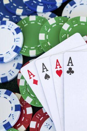 The table games; Hobby Poker, the gambling