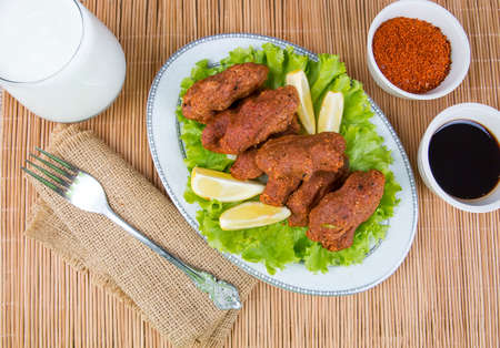 Traditional delicious Turkish foods, Turkish name; cig kofte