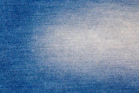Blue jeans fabric. Denim jeans texture or denim jeans background. Zdjęcie Seryjne