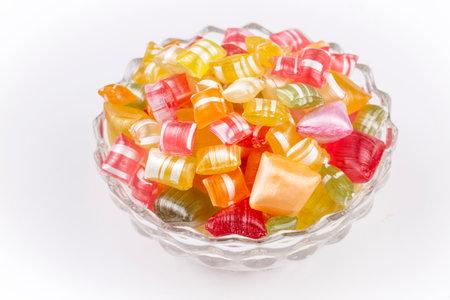 Traditional Turkish Ramadan Sweet Candy Candy - Akide Sekeri 免版税图像