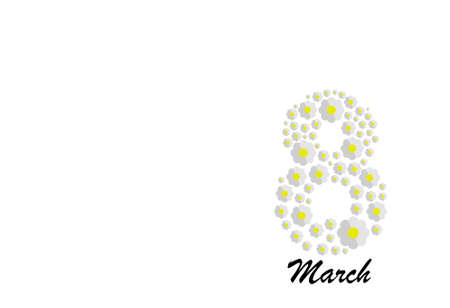 March 8th, World of woman's day draw.