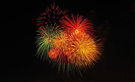 Fireworks Stock Photo - 10323436