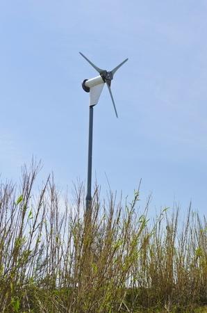 Wind Turbine Stock Photo - 13459172
