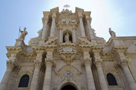 Duomo in Siracusa - Sicily, Italy